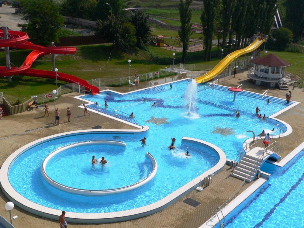 Aquapark Kutná Hora (Bazén a plovárna)